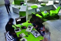 Innovative designs for learning space