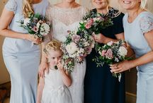 wedding flowers / Wedding at Pendrell Hall 25/10/2017