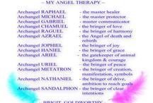 Angels / by Velvet Philippi-Overman