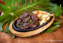 Big Island Grinds / From simple musubi (an island take on fast food) to fusion fare, fresh seafood, and locally grown grass-fed beef, the Big Island has plenty of tastes to savor.