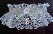 2015 Spring Wedding Trends / Garter / No time for compromise. This is your special moment when you say I DO. Spring Wedding Bridal Garters in both Keepsake and Toss styles will keep the tradition and complete your unspoiled love. Wedding Garters - Bridal Garters Trends & Ideas by Custom Accessories Garters LLC / by garters.com