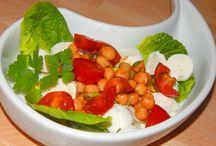Reeptek - saláták