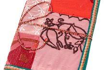 Use #jacquard fabric different