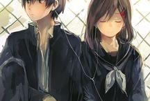 Anime couple ♥♥