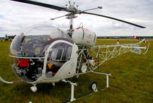 Bell 47 / Helicopters