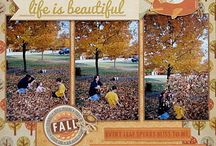Scrapbook - Fall / by Denise Gus