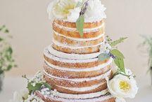 Casamento/bolo/Nakedcake e lembrancinhas / Naked Cake