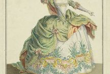 Fantastic fashion and fripperies / Outrageous and wonderful historical fashion