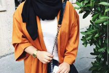 minimal hijab