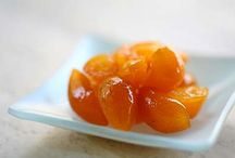 Jams, Marmalade and Candied fruit