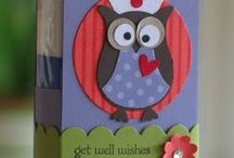 Get Well Soon / by Scrapbook & Cards Today