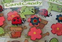 Card Candy & Embellies / by Amy Spangler Stahl
