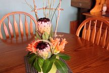 Floral Art / Expressions in flowers