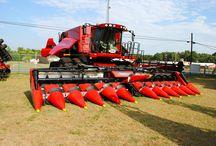 İnternatıonal (Case-Farmall-Harvester) Traktör / Biçerdöver
