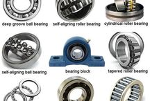 Gerrie Different Bushes & Bearings