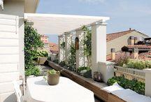 Esterno urbano / Esterno urbano pr.archiplanstudio ©martina mambrin #architecture #exteriordesign #terrace
