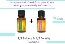 doterra/young loving oils