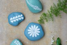Small Flower Border Stencils