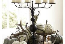 fall decor. / by Landon Darling Schneider