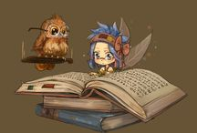 Fairy Tail Gajeel et Levy