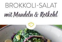 Salat & Dressings / Leckere, gesunde einfache Salatrezepte für jedermann. Gruppenboard von Foodbloggern. Bitte nur ein Pin pro Rezept. Wer beitreten will einfach kurz eine Mail an fresh-delight@gmx.de