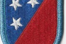 U.S.ARMY Alpha PATCH FLASH-OVAL