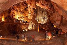 крым пещеры