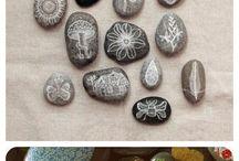 Ζωγραφική σε πέτρες-59