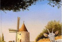 Alphonse Daudet et ......