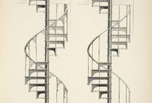 wrought iron - stairs