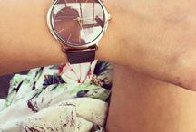 Letnie stylizacje dla niej / Lato w pełni! Zegarek będzie idealnym uzupełnieniem Twojej letniej stylizacji. #butikiswss