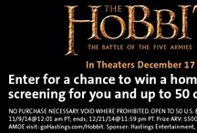 Hobbit! / All things Hobbit Here! / by Hastings Entertainment