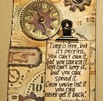 Tim Holtz tags from my blog: Klistersøster