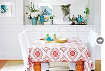 Dining / Dining rooms designed by Riesco & Lapres Interior Design