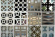 Design | Arch | Muxarabi & Cobogós / Musharabi / by Leo Romão