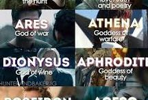 • Greek Mythology •