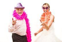 Photobooth / Des photos de photobooth durant des mariages pour trouver des idées et s'inspirer pour organiser son mariage
