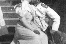 1894-11-01, 1917-03-15 (RUS) Tsaar Nicolas II