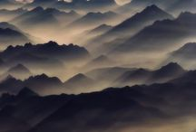 artistic inspiration mountain
