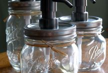 Mason Jars / by Theresa Martinez
