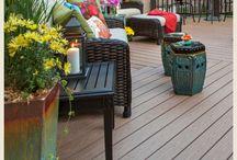 backyard decor / by Jennifer Waldo-Speth