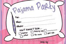 pigiama party