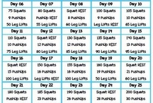 Fit Challenges