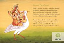 Vasant Panchami Puja @ Vana 2016