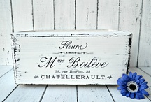 French inspired items