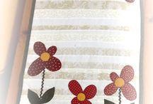 ubrus patchwork