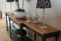 Furniture / Collection of our furniture pieces - Steven James Kitchens Ltd