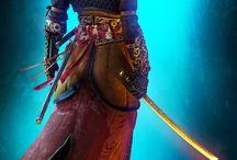 samurai+armor