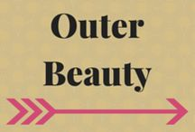 """Outer Beauty / """"Beauty is power; a smile is its sword."""" John Ray #Beauty"""