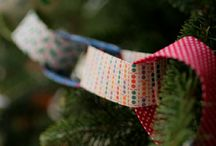Simple Life | Christmas / Christmas craft projects and decor inspiration.
